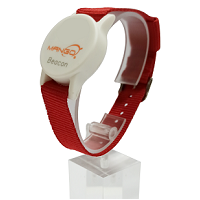 SMART IoT WEARABLE Bluetooth® WB400 BEACON